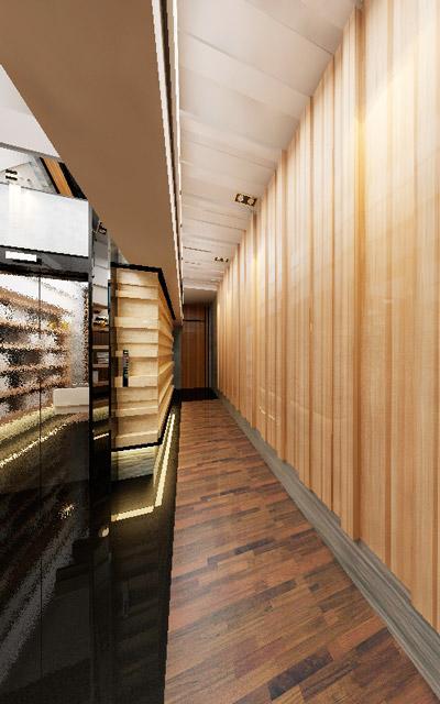 和平東路梯廳